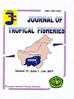 View Vol. 13 No. 2 (2018): Journal Tropical Fisheries