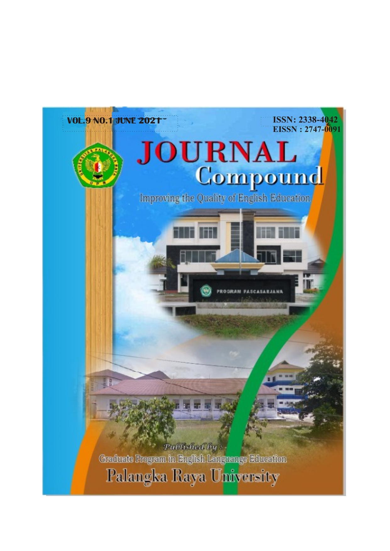 View Vol. 9 No. 1 (2021): Vol. 9 No. 1 (2021): Journal Compound