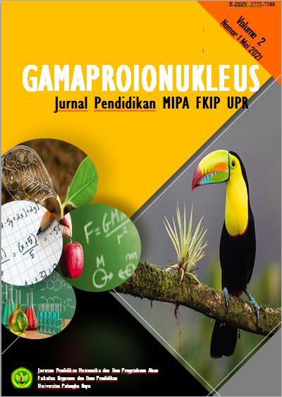 View Vol. 2 No. 1 (2021): GAMAPROIONUKLEUS