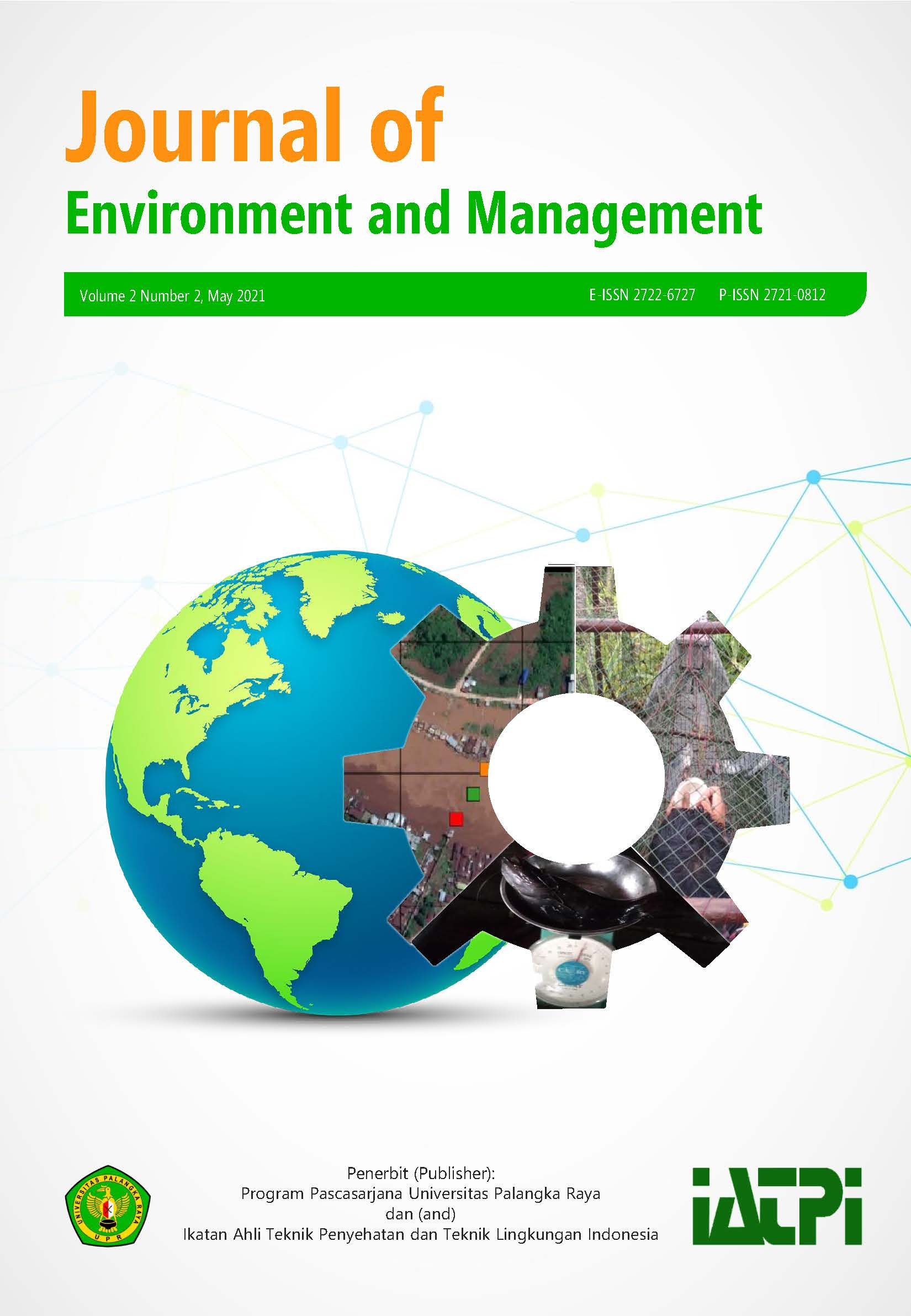 View Vol. 2 No. 2 (2021): Journal of Environment and Management