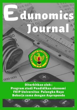 View Vol. 2 No. 2 (2021): Edunomics Journal